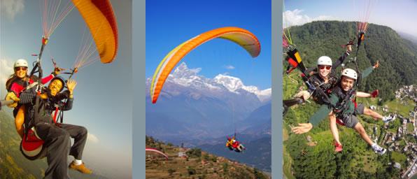 Avia Club Nepal - Paragliding